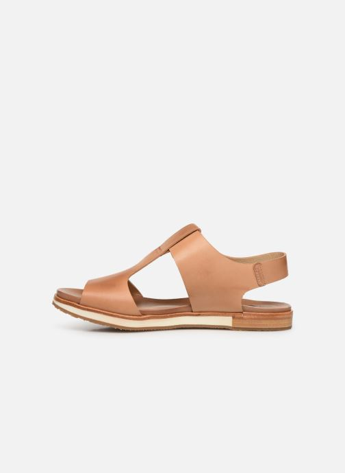 Sandales et nu-pieds Neosens Cortese S504 Marron vue face