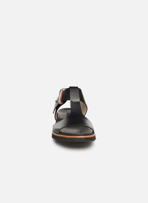 Sandales et nu-pieds Neosens Cortese S504 Noir vue portées chaussures