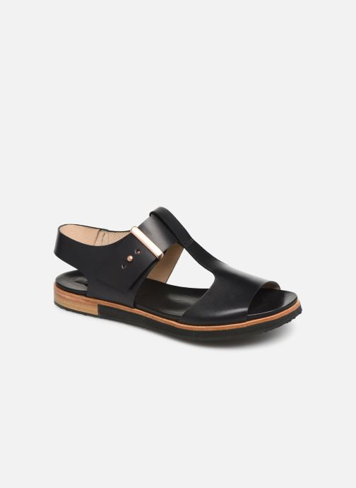 Sandales et nu-pieds Neosens Cortese S504 Noir vue détail/paire