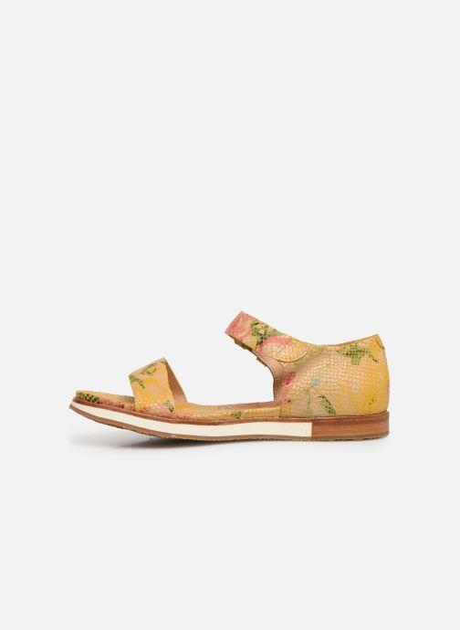 Sandales et nu-pieds Neosens Cortese S505 Jaune vue face