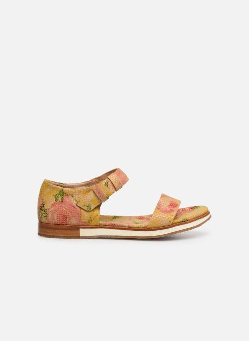 Sandales et nu-pieds Neosens Cortese S505 Jaune vue derrière
