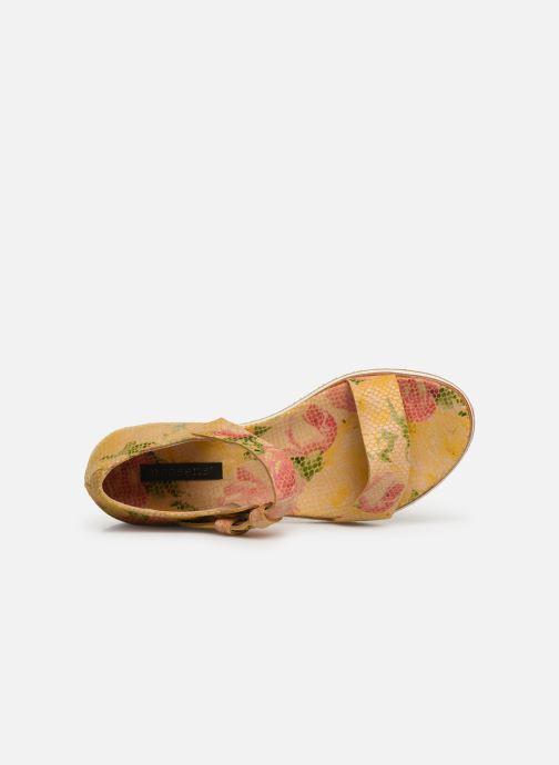 Sandales et nu-pieds Neosens Cortese S505 Jaune vue gauche