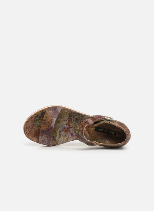 Sandales et nu-pieds Neosens Cortese S505 Multicolore vue gauche