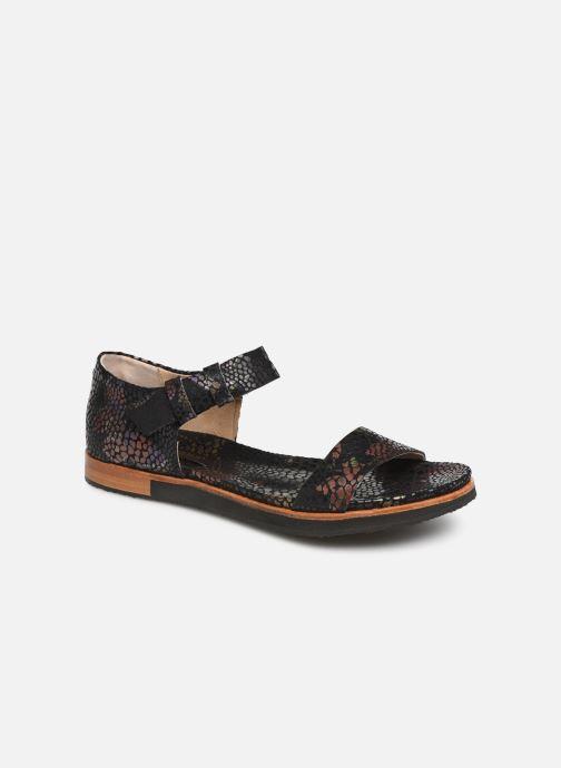 Sandales et nu-pieds Neosens Cortese S505 Noir vue détail/paire
