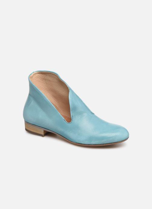 Boots en enkellaarsjes Neosens Sultana S542 Blauw detail