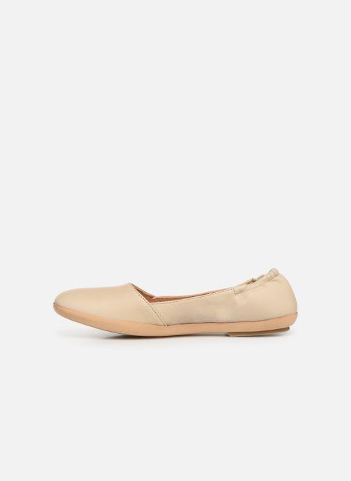 Ballerina's Neosens Dozal S655 Beige voorkant