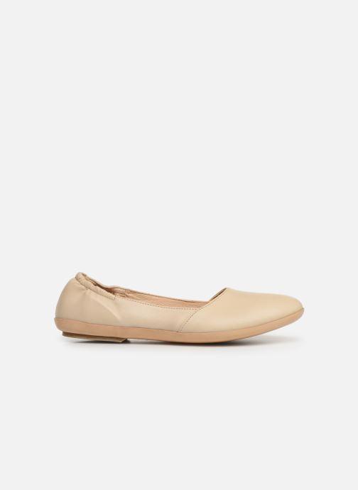 Ballerina's Neosens Dozal S655 Beige achterkant