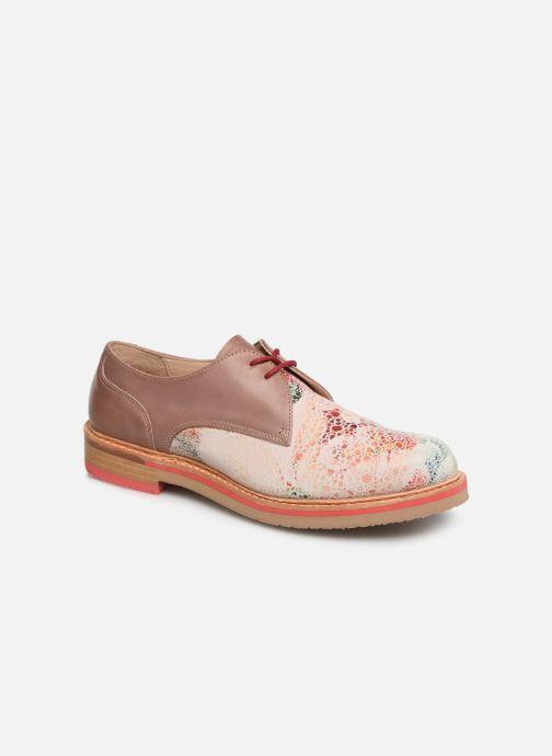 Chaussures à lacets Neosens Albilla S924 Rose vue détail/paire