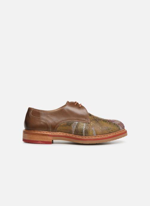 Chaussures à lacets Neosens Albilla S924 Marron vue derrière
