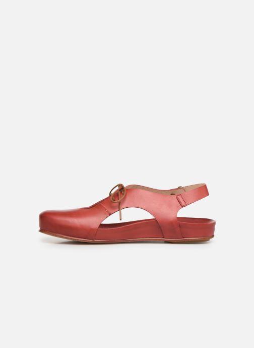 Sandales et nu-pieds Neosens Lairen S953 Rouge vue face
