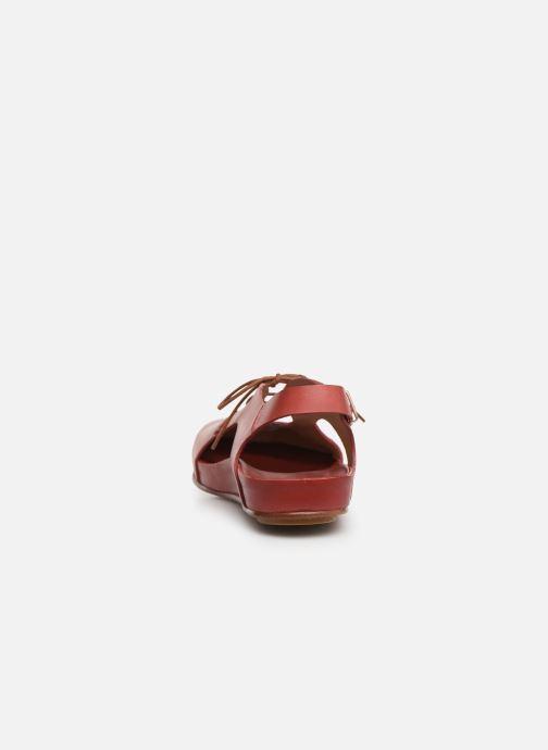 Sandales et nu-pieds Neosens Lairen S953 Rouge vue droite