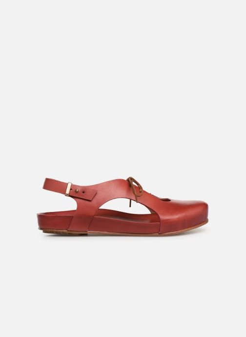 Sandals Neosens Lairen S953 Red back view