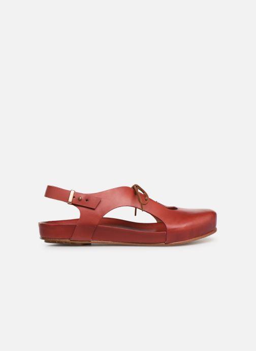 Sandales et nu-pieds Neosens Lairen S953 Rouge vue derrière