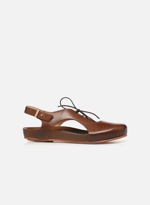 Sandales et nu-pieds Neosens Lairen S953 Marron vue derrière