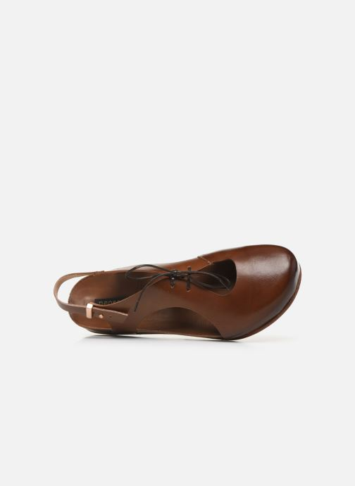 Sandali e scarpe aperte Neosens Lairen S953 Marrone immagine sinistra