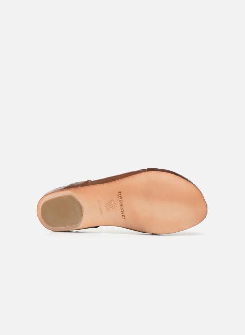 Sandales et nu-pieds Neosens Lairen S953 Marron vue haut