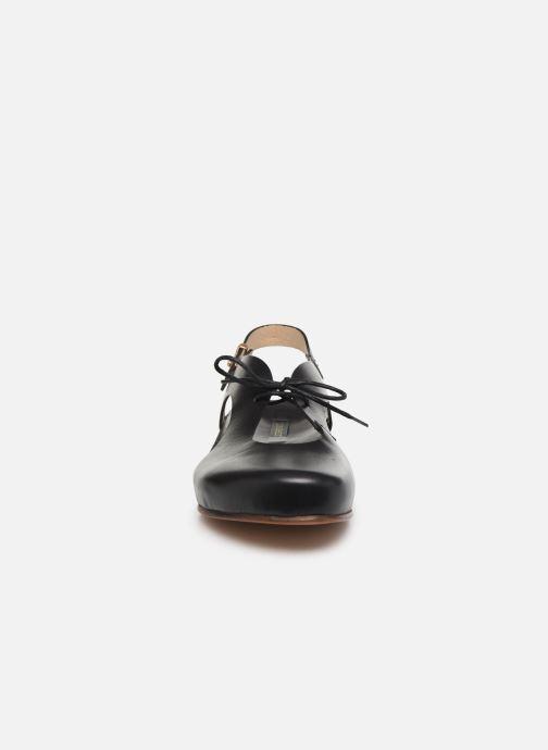 Sandales et nu-pieds Neosens Lairen S953 Noir vue portées chaussures