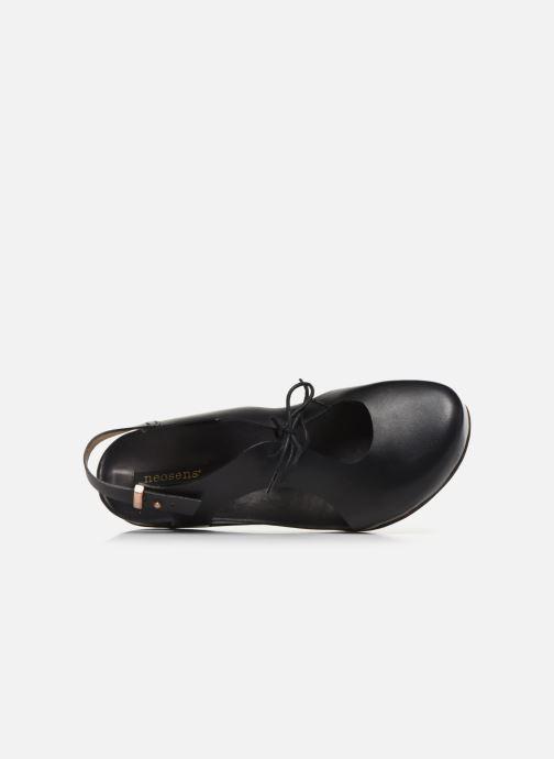 Sandales et nu-pieds Neosens Lairen S953 Noir vue gauche