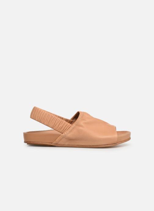 Sandales et nu-pieds Neosens Lairen S954 Beige vue derrière