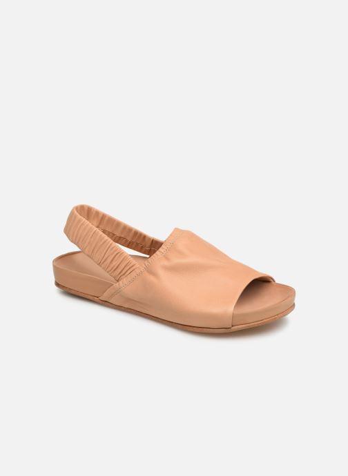 Sandales et nu-pieds Neosens Lairen S954 Beige vue détail/paire