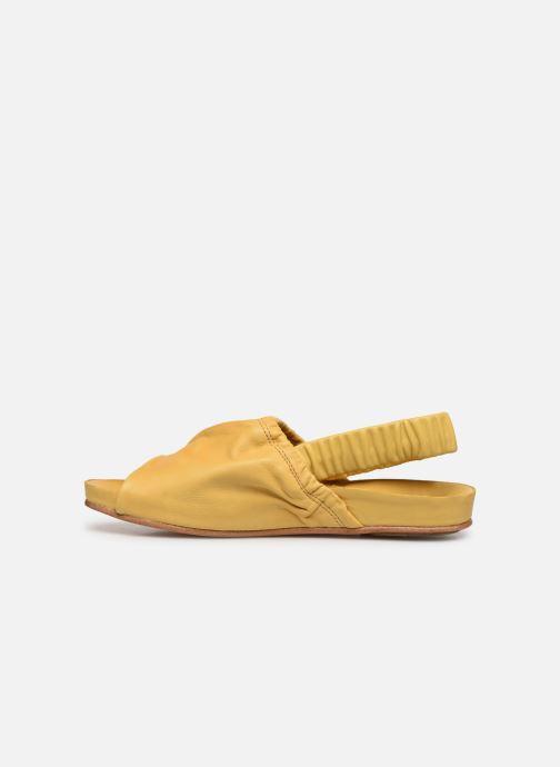 Sandales et nu-pieds Neosens Lairen S954 Jaune vue face