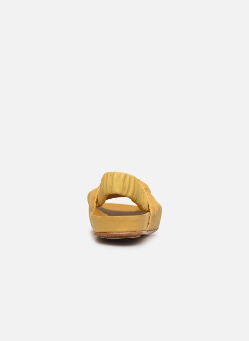 Sandales et nu-pieds Neosens Lairen S954 Jaune vue droite