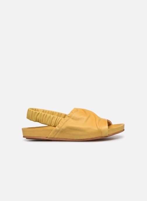 Sandales et nu-pieds Neosens Lairen S954 Jaune vue derrière