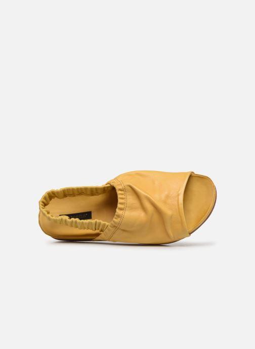 Sandales et nu-pieds Neosens Lairen S954 Jaune vue gauche