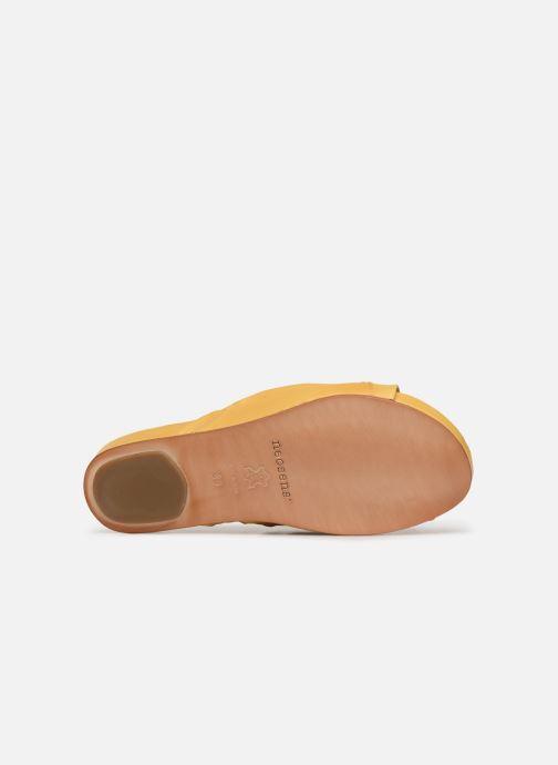Sandales et nu-pieds Neosens Lairen S954 Jaune vue haut