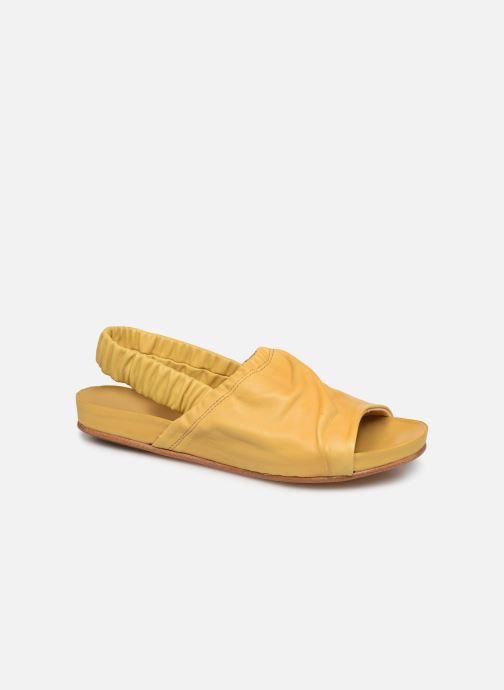Sandales et nu-pieds Neosens Lairen S954 Jaune vue détail/paire