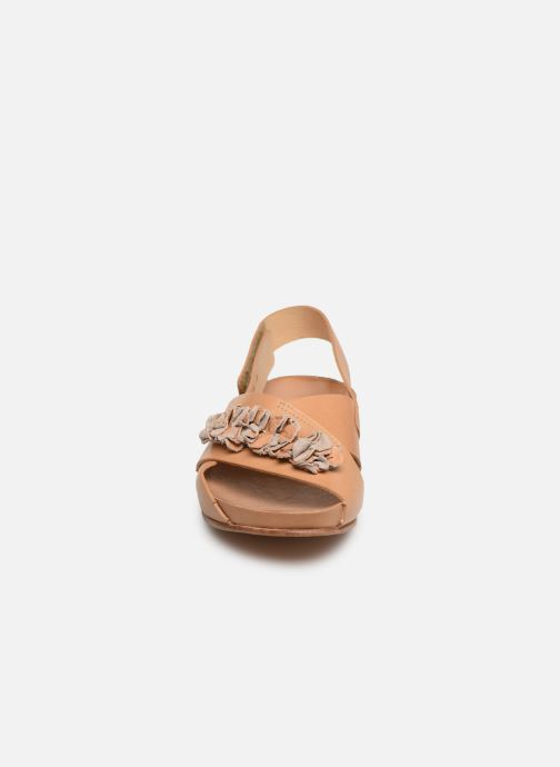 Sandales et nu-pieds Neosens Lairen S956 Marron vue portées chaussures