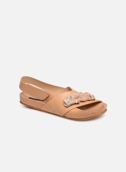 Sandales et nu-pieds Neosens Lairen S956 Marron vue détail/paire