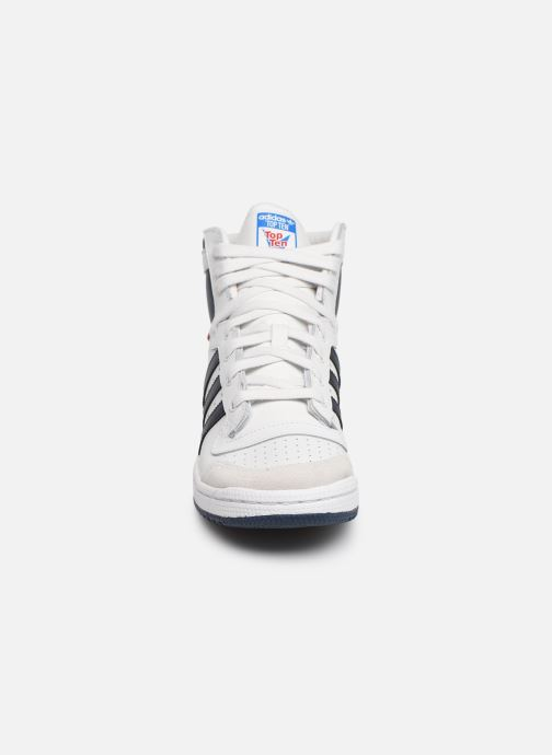Trainers adidas originals Top Ten Hi J White model view