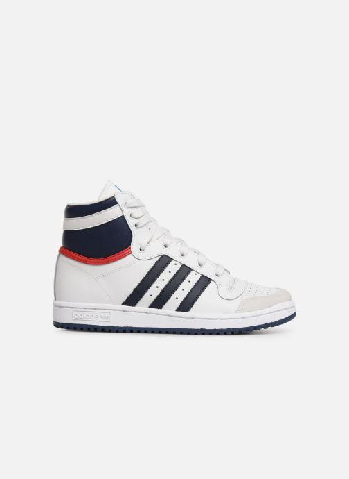 Trainers adidas originals Top Ten Hi J White back view