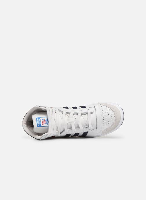 Baskets adidas originals Top Ten Hi J Blanc vue gauche