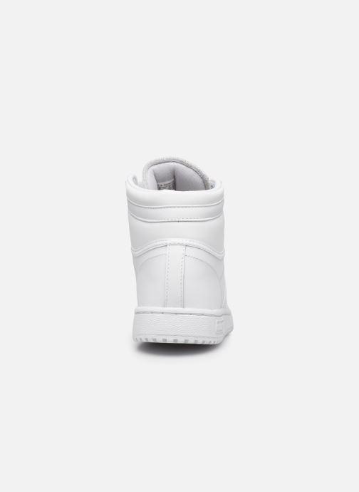 Sneakers adidas originals Top Ten Hi J Wit rechts