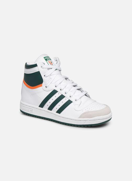 Sneakers adidas originals Top Ten Hi J Wit detail