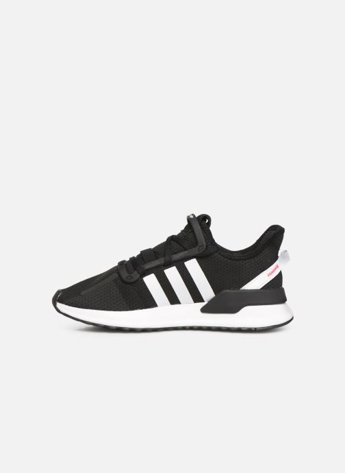 Deportivas adidas originals U_Path Run J Negro vista de frente