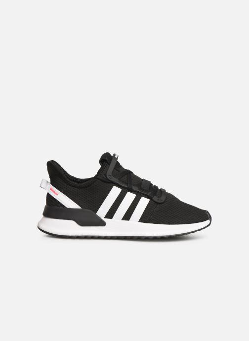 Sneaker adidas originals U_Path Run J schwarz ansicht von hinten