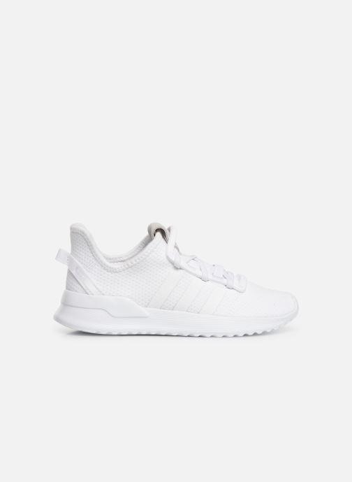 Baskets adidas originals U_Path Run J Blanc vue derrière