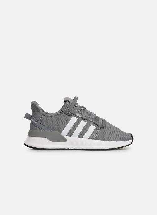 Sneaker adidas originals U_Path Run J grau ansicht von hinten