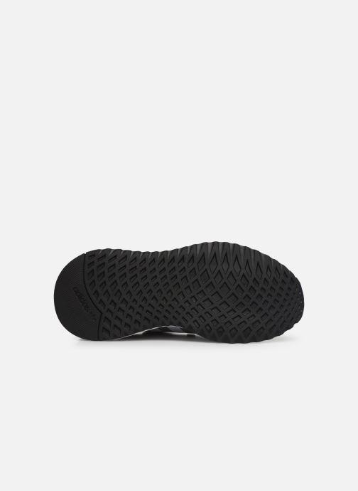 Baskets adidas originals U_Path Run J Gris vue haut