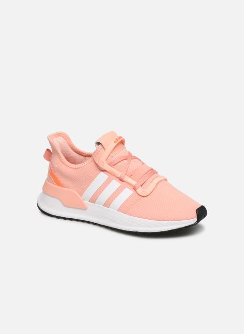 Sneaker adidas originals U_Path Run J rosa detaillierte ansicht/modell