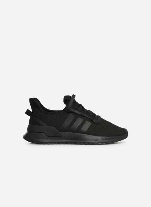 Sneakers adidas originals U_Path Run J Zwart achterkant