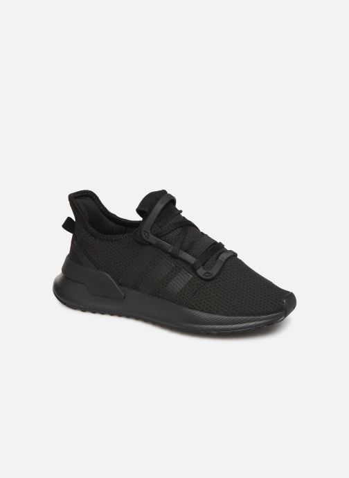 Sneakers adidas originals U_Path Run J Zwart detail