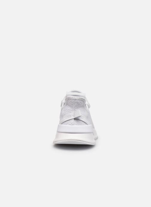 Deportivas adidas originals U_Path Run J Blanco vista lateral derecha