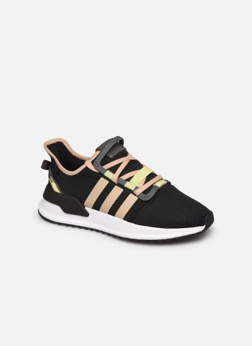 Sneakers adidas originals U_Path Run J Nero vedi dettaglio/paio
