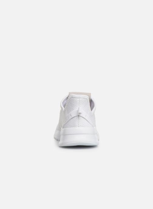 Baskets adidas originals U_Path Run El C Blanc vue droite