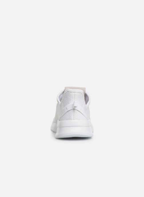 Baskets adidas originals U_Path Run El C Blanc vue droite