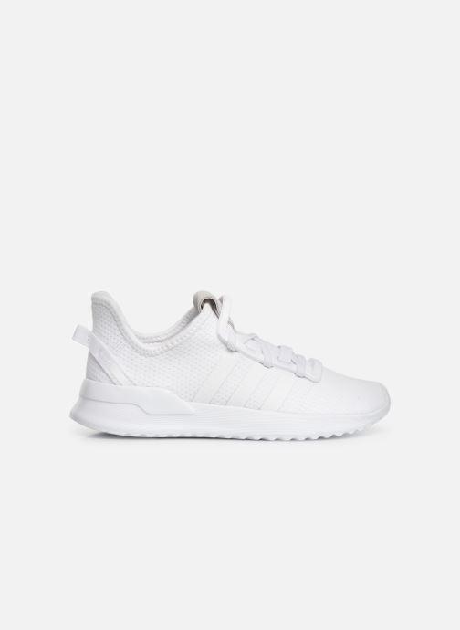 Sneaker adidas originals U_Path Run El C weiß ansicht von hinten